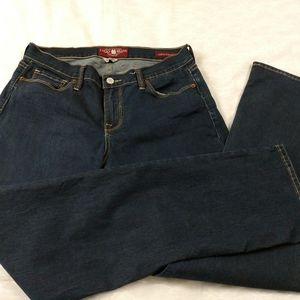 Lucky brand woman's jeans size 12 regular